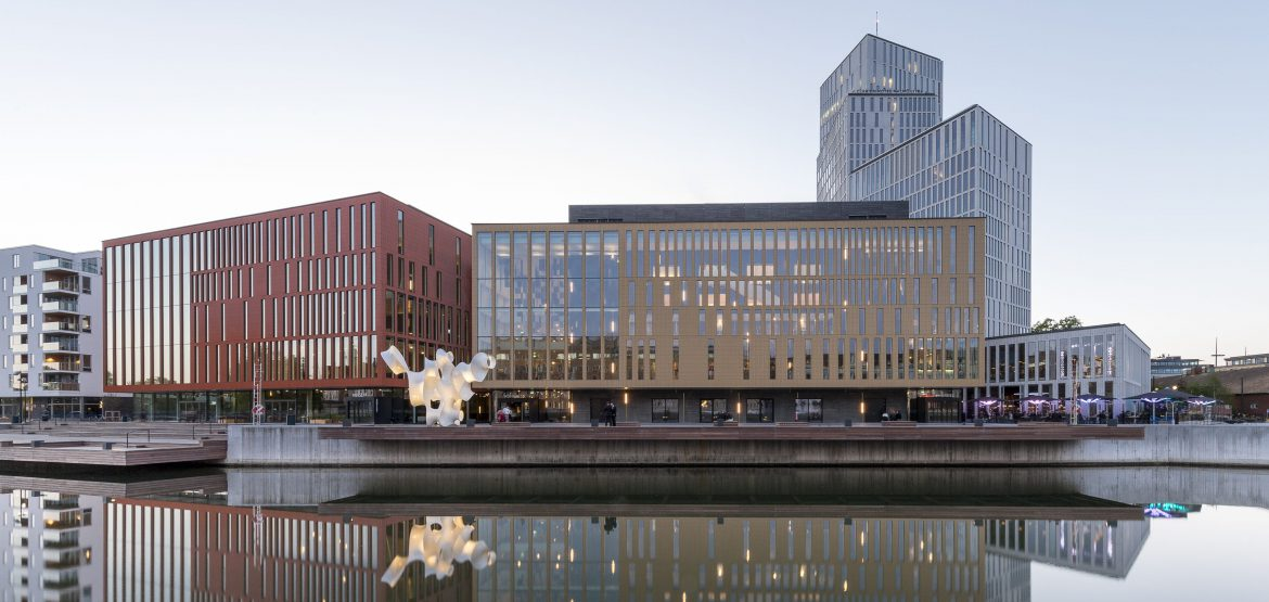 Malmö Live/ World's Best Mixed Use Building of the Year 2016