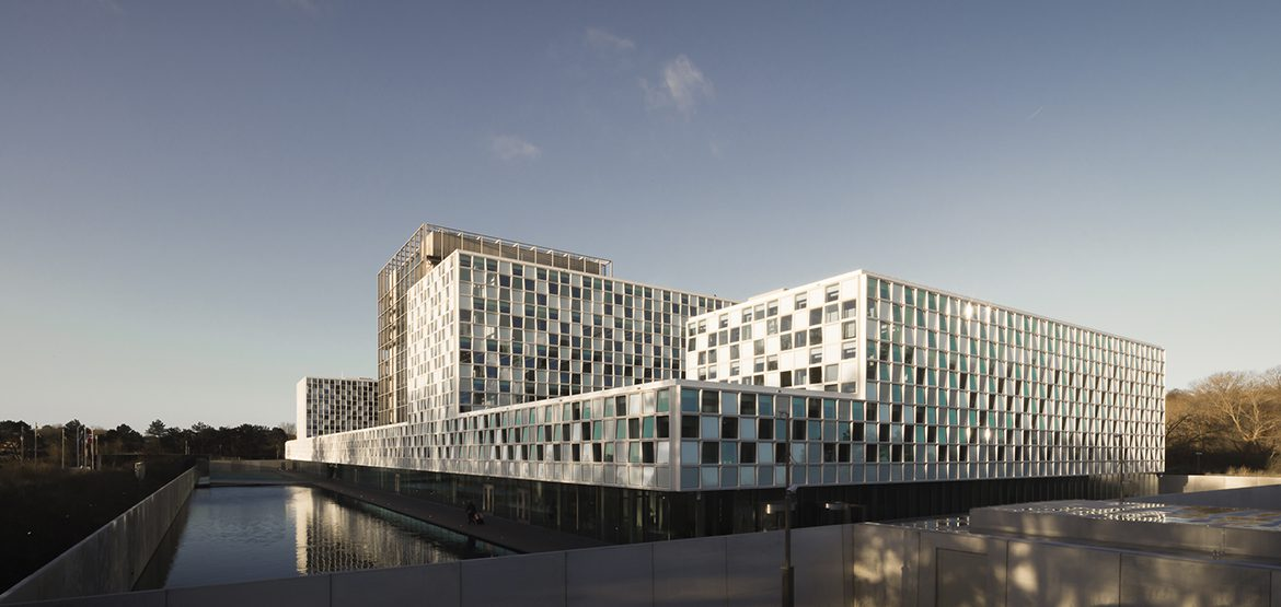 The International Criminal Court, The Hague